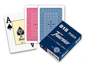 Fournier 818 carte segnato